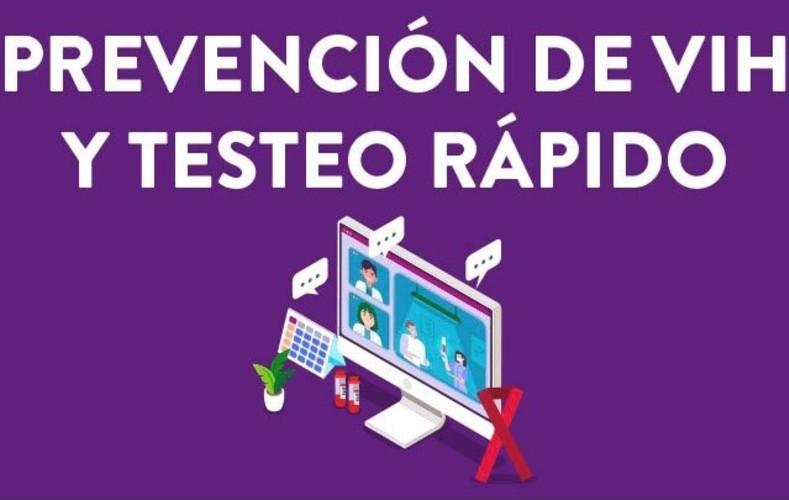 Test rápido de VIH Vicente López: son 15 puntos donde realizarlo