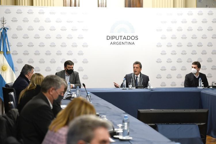 En Vivo: Diputados trata el programa de alivio fiscal para monotributistas