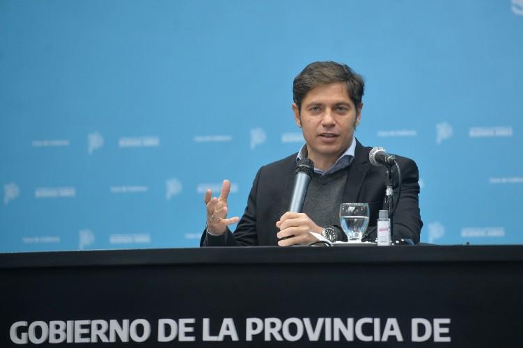Kicillof presentó la Comisión Provincial Interministerial de Salud Mental y Consumos Problemáticos
