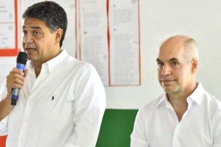 Jorge Macri mantiene su candidatura tras no alcanzar un acuerdo con Larreta