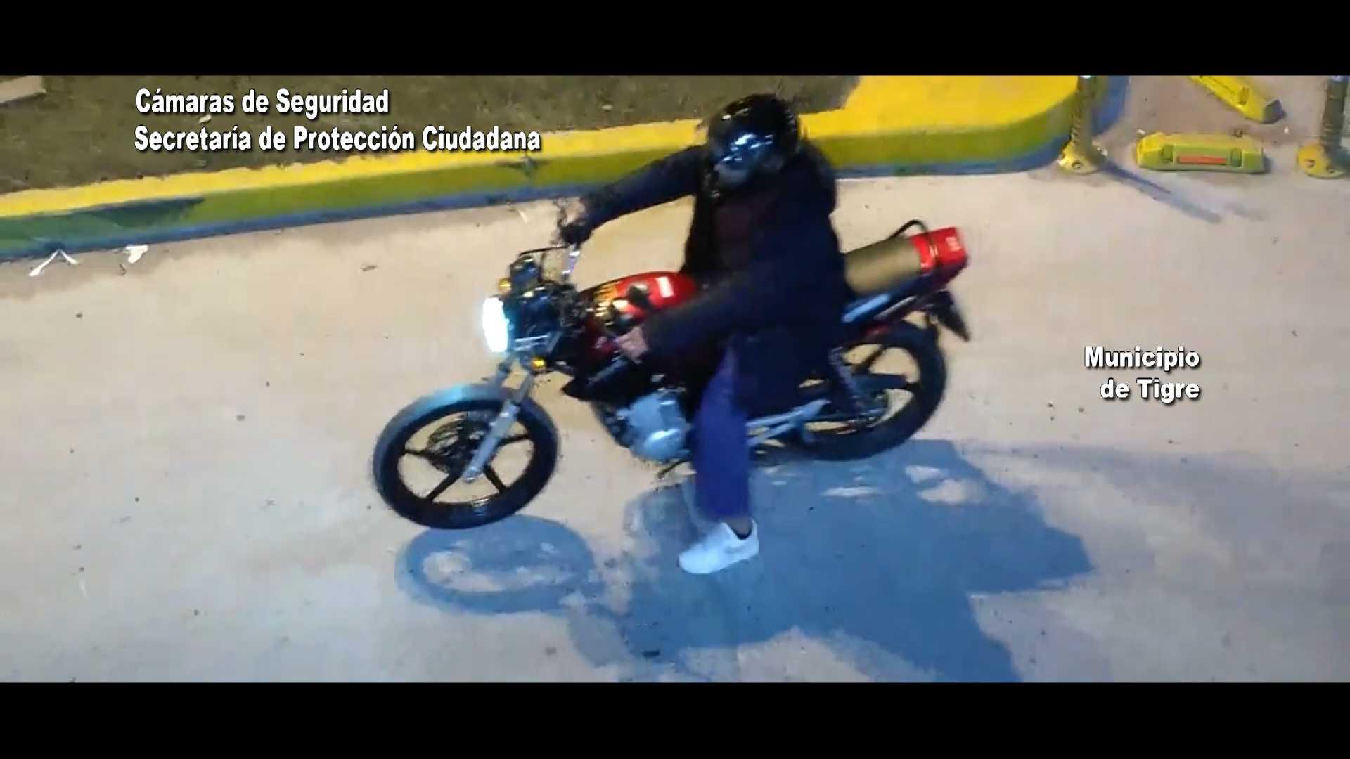 En Benavídez detienen a motociclista que circulaba con 1,52 g/l de alcohol en sangre