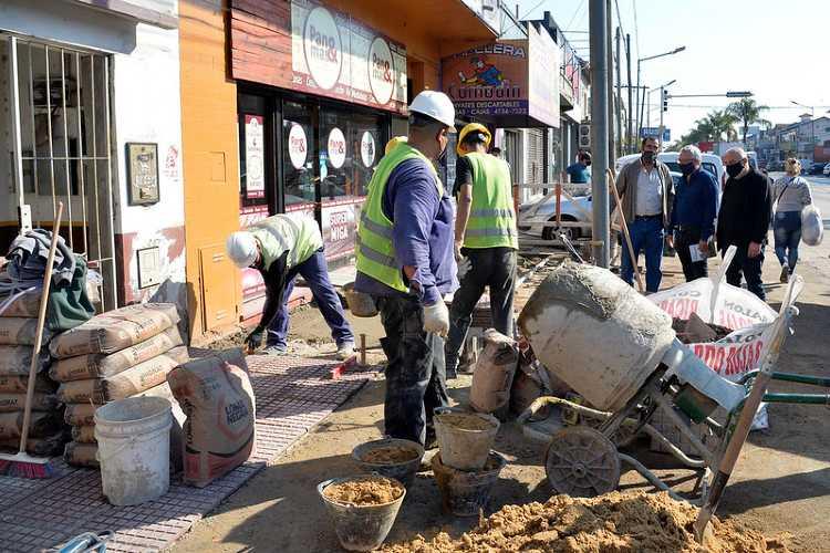 Tigre continúa poniendo en valor los centros comerciales del distrito