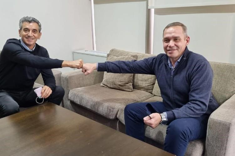 Tigre: Laborde Rodríguez se reunió con Randazzo de cara a las próximas elecciones