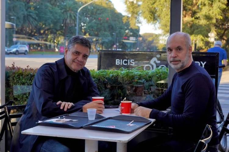 Jorge Macri bajó su candidatura y Santilli queda como el único candidato del Pro en provincia de Buenos Aires