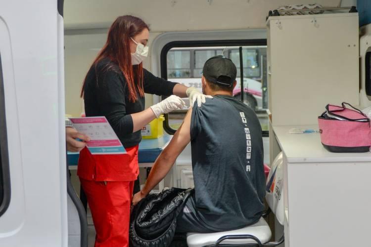 Siete millones de bonaerenses ya cuentan con el esquema completo de vacunas