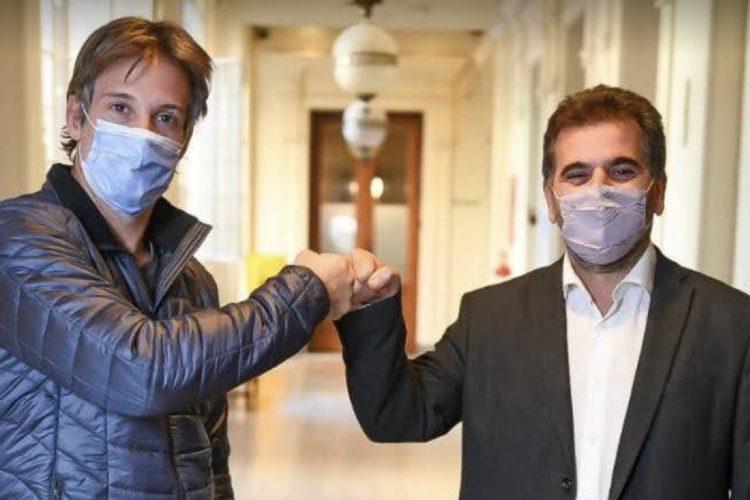 Ritondo sorprendió y es candidato para apoyar a Cernadas en Tigre