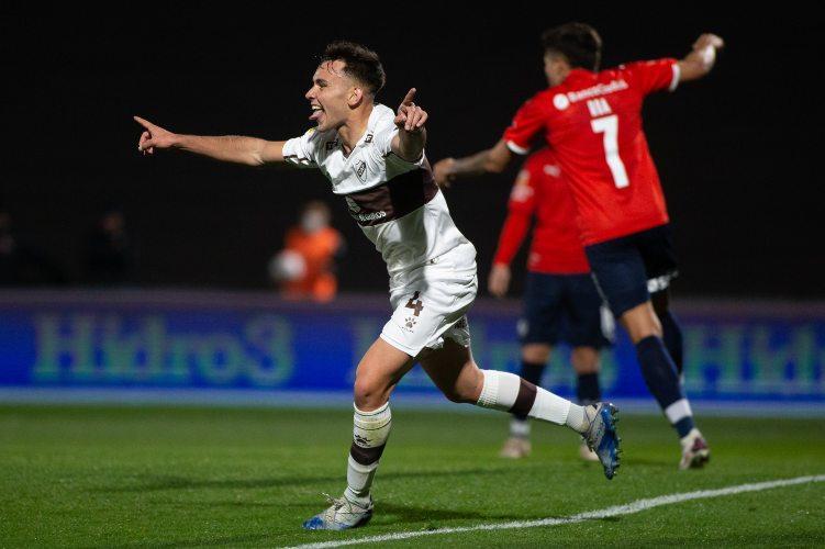 Platense empató con Independiente en Vicente López