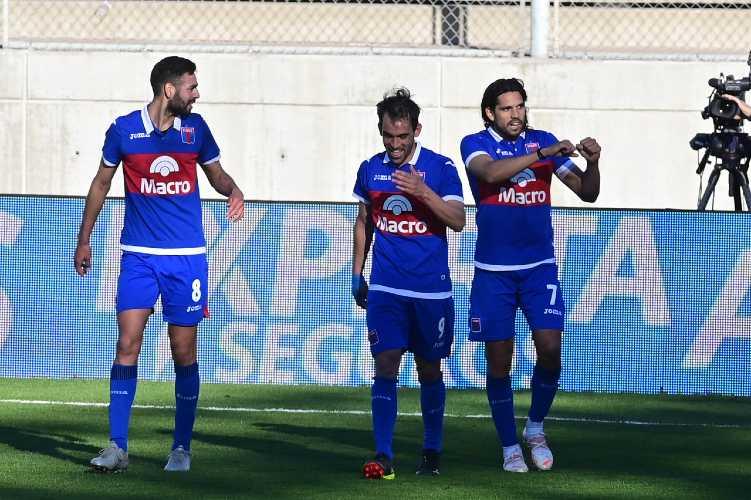 El club Tigre eliminó a Independiente