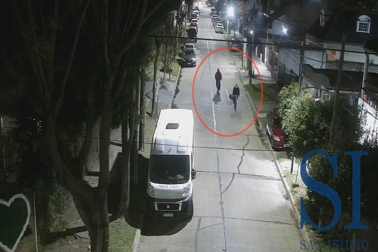 Robaron dos bicicletas en San Isidro, los siguieron con las cámaras y terminaron detenidos