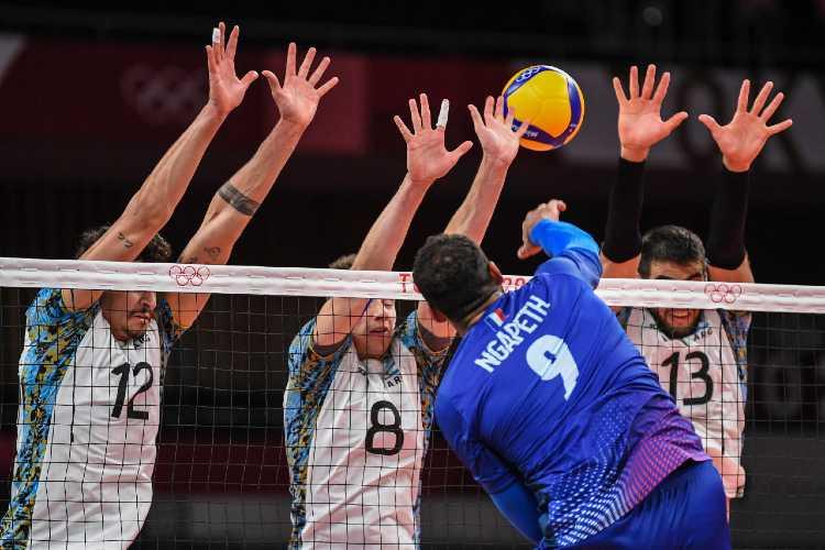 Seleccionado argentino masculino de vóleibol