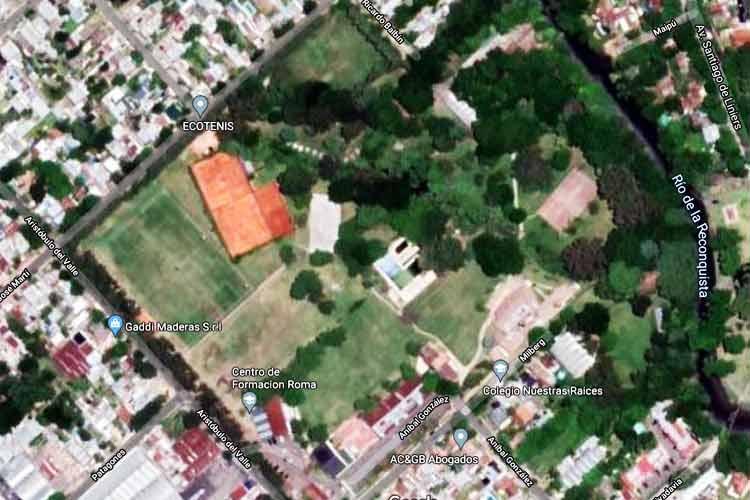 Malena Galmarini participó de un encuentro junto a concejales del Frente de Todos Tigre para convertir al club ECOSOL en parque público.