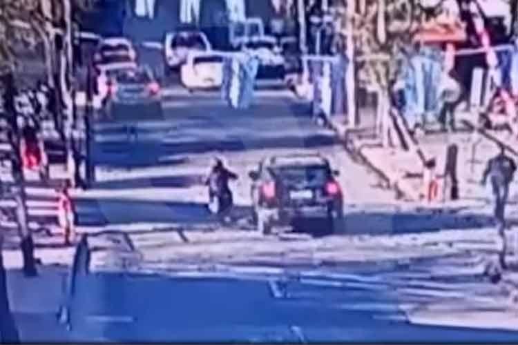 El abogado que atropelló a un motociclista en Vicente López planteó una eximición de prisión
