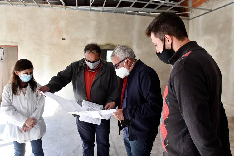 El Municipio de Tigre pone en valor los centros de salud de todo el distrito