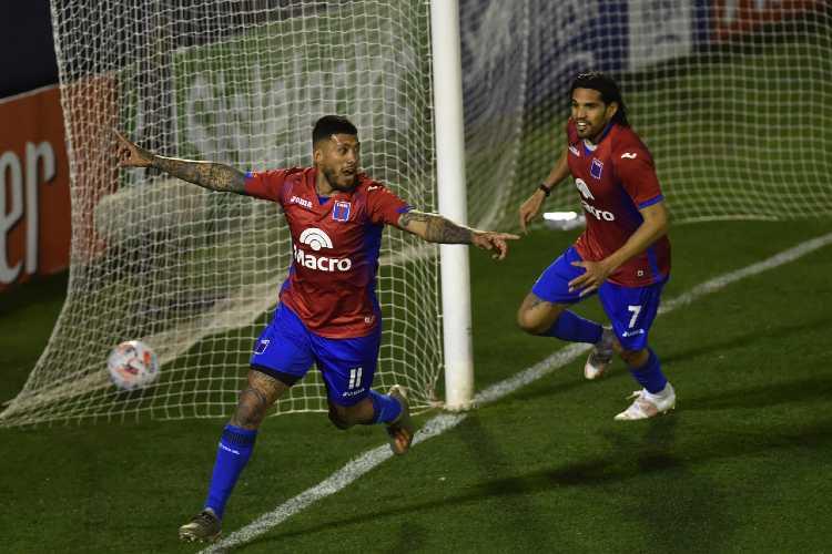 Claro triunfo de Tigre sobre Gimnasia de Mendoza