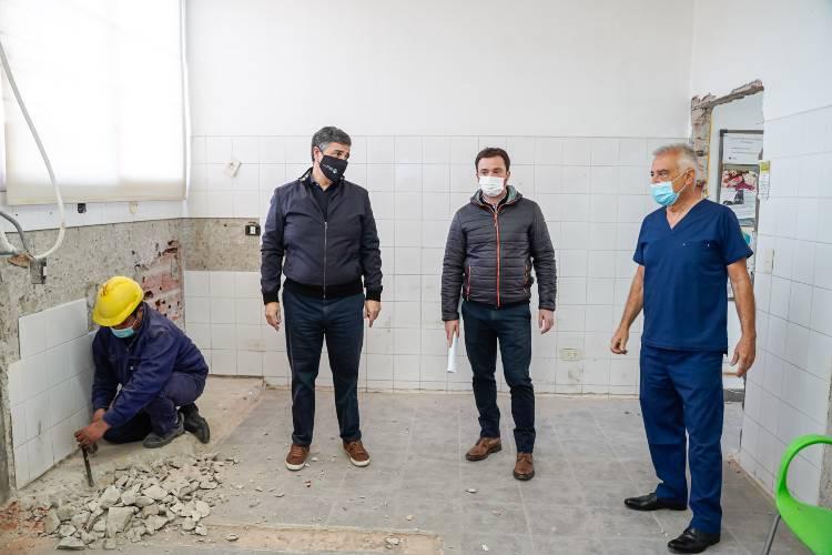 Vicente López continúa con las obras de renovación Centro de Zoonosis