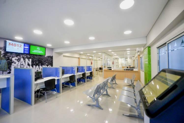 Nuevo Centro de Atención Vecinal de San Fernando