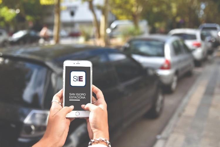 San Isidro: Cómo funciona la nueva APP de estacionamiento medido