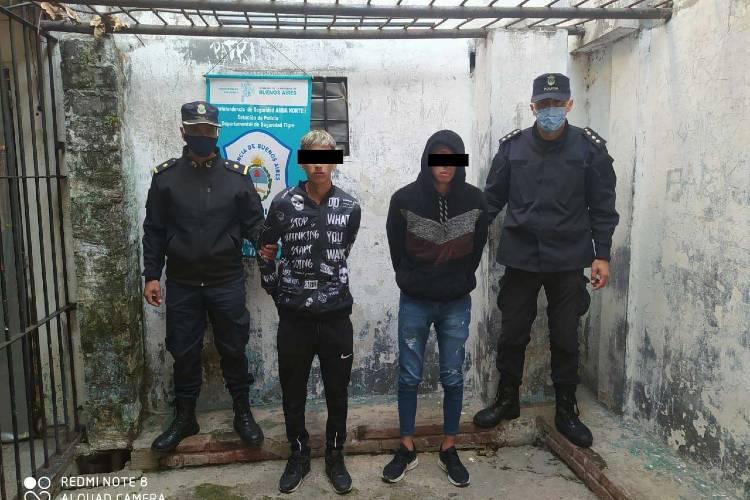 Dos detenidos por el brutal asesinato de una jubilada en Tigre