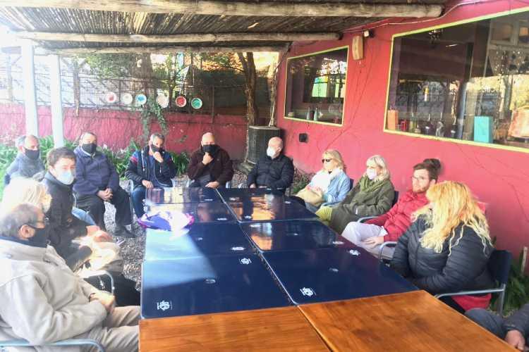 Propuestas en mano, Massot se perfila a renovar la oposición en Tigre
