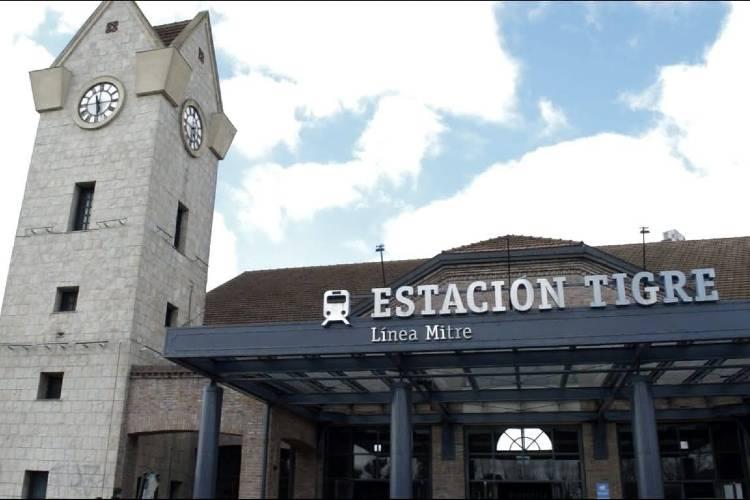 Avanza la puesta en Valor de la Estación Tigre de la Línea Mitre