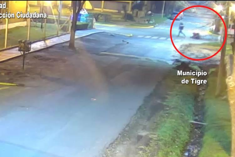El Sistema de Protección Ciudadana de Tigre asistió a un hombre desvanecido en la calle