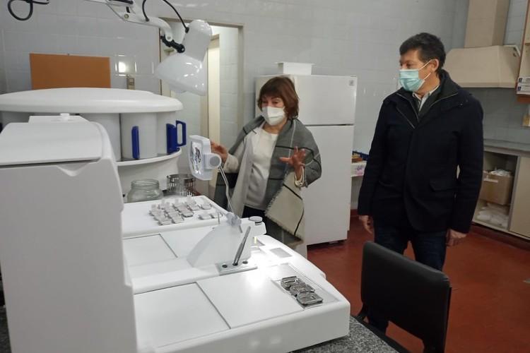 San Isidro moderniza el servicio de anatomía patológica del Hospital Central