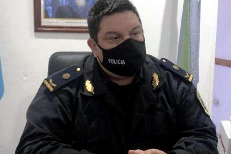 Fue detenido el comisario acusado de violencia de género contra su mujer en Tigre