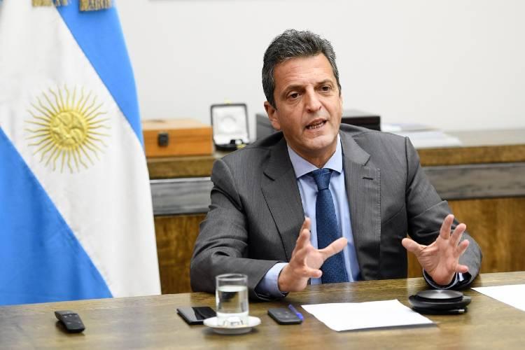 """Sergio Massa: """"Debemos encontrar 10 acuerdos básicos para la construcción de la Argentina de los próximos veinte años"""""""
