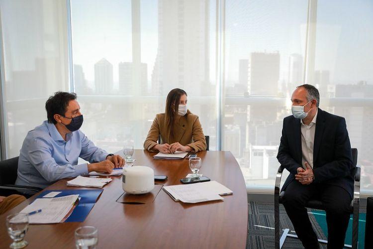 San Isidro y el Banco Ciudad trabajarán juntos para potenciar a emprendedores