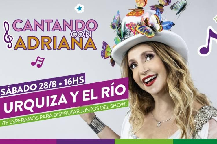 Cantando con Adriana gratis en Vicente López