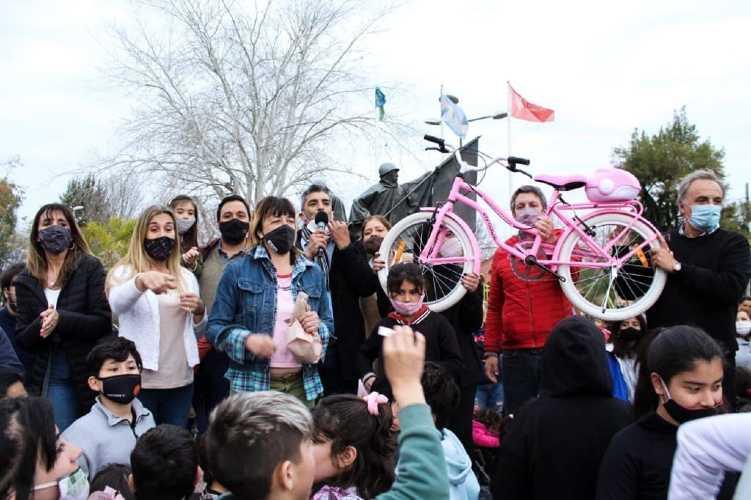 En Tigre, el Frente de Todos organizó 145 festejos por el Mes de las Infancias en todas las localidades