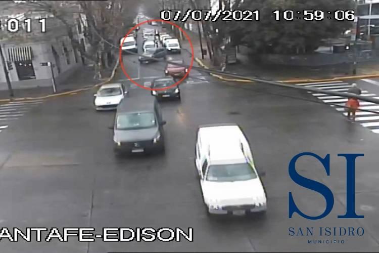 Detuvieron en San Isidro a una pareja que robaba autos con inhibidores de señal