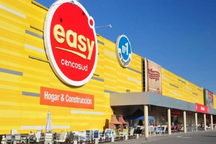 Easy anunció una fuerte inversión que incluye la apertura de un local en Unicenter