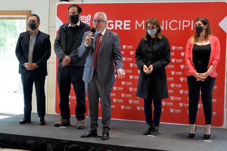 Tigre celebró el Día de la Industria junto a representantes del sector productivo local