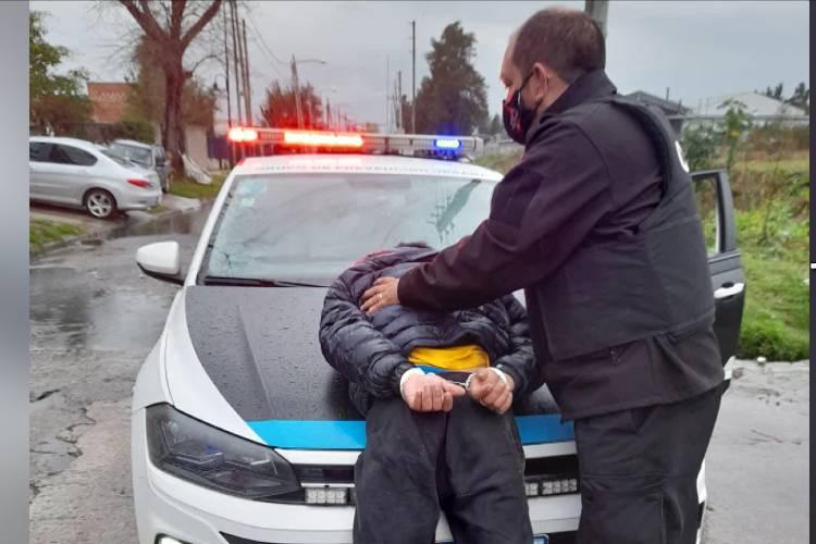 Robó un auto en Tigre y fue detenido minutos después