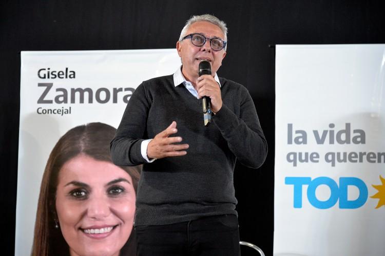 """Para Julio Zamora, los cambios en el Gabinete bonaerense le darán """"nuevo impulso"""" a la gestión"""
