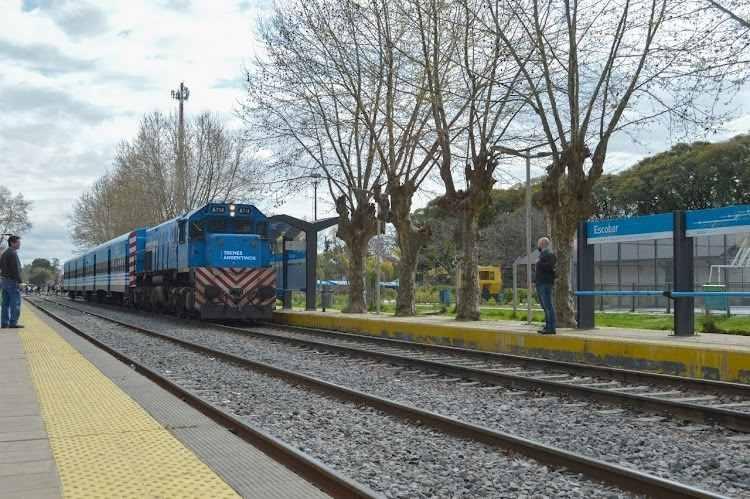 Trenes Argentinos suma un nuevo Servicio local Villa Ballester - Escobar