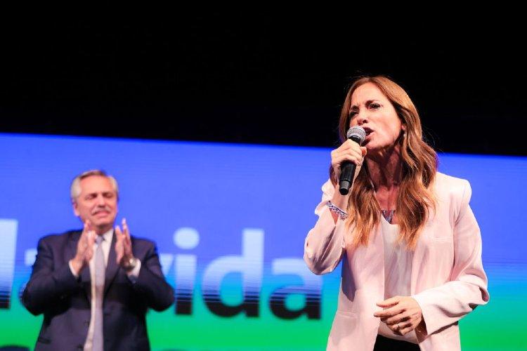 """Tolosa Paz: """"La esperanza del pueblo está en el Frente de Todos"""""""