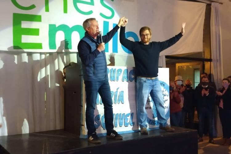 En el cierre de campaña Massot cuestionó el rol opositor de Cambiemos en Tigre