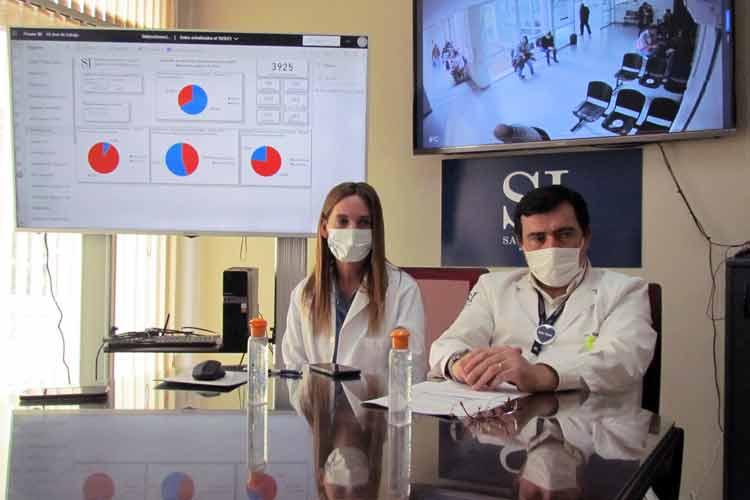 San Isidro informó sobre estado epidemiológico actual y cómo votar en forma segura