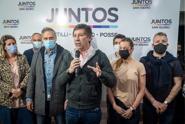 Contundente triunfo de la lista que apoyó Posse en San Isidro