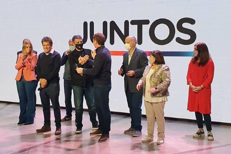 Jorge Macri agradeció a los vecinos de Vicente López que volvieron a confiar en su gestión