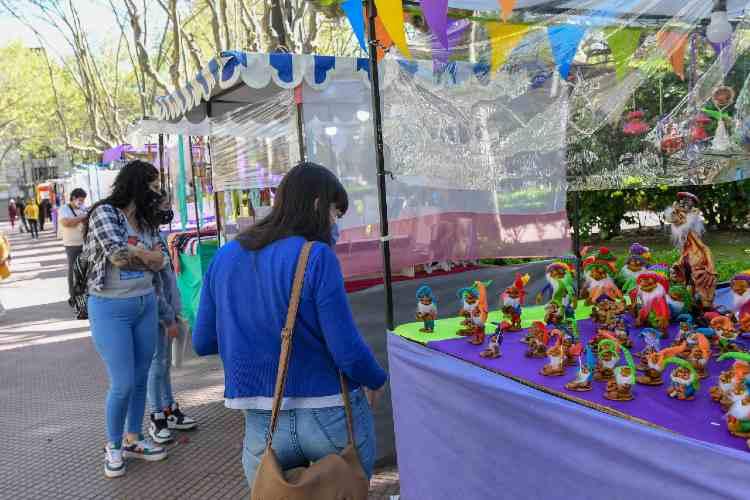 Comenzó el 24 Encuentro Nacional de Artesanos en San Fernando