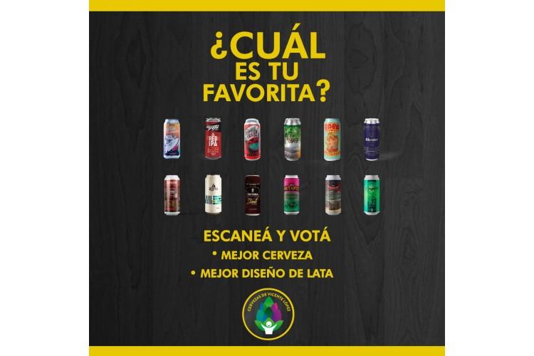 Vicente López impulsa a productores de cervezas artesanales mediante un concurso