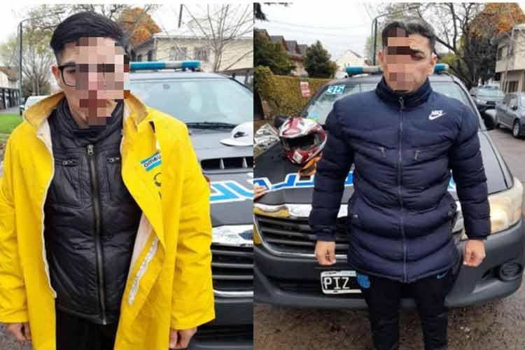 Múltiples detenciones y allanamientos en Vicente López