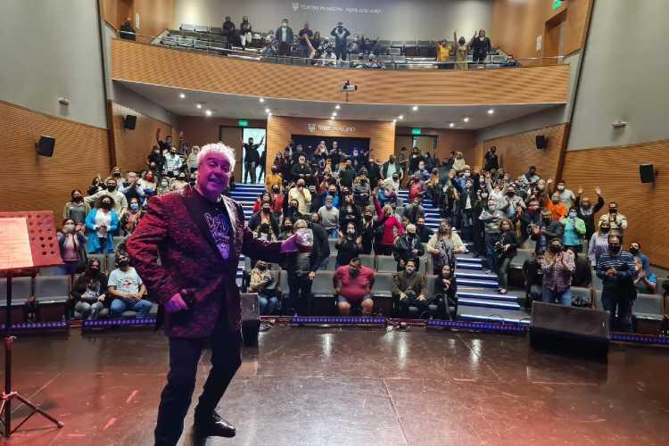 Más propuestas para disfrutar en el Teatro Municipal Pepe Soriano de Benavidez