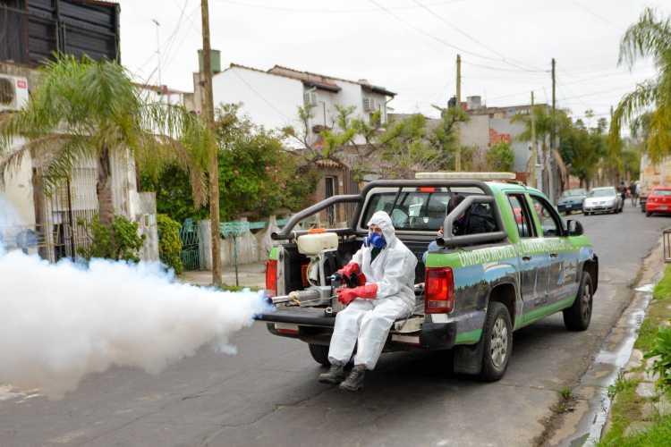 San Fernando lanzó la campaña de prevención contra el Dengue 2021-2022
