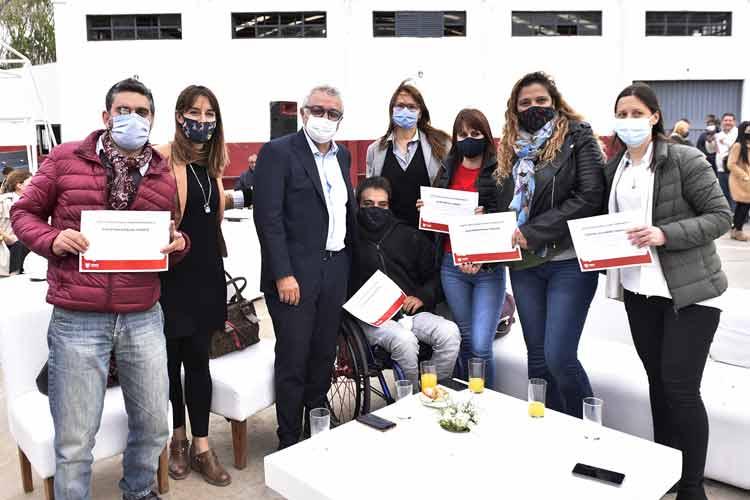 El Municipio de Tigre incorporó en planta permanente a 452 trabajadores