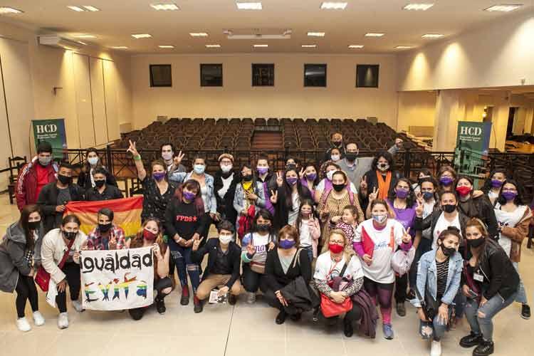 El HCD de Tigre abre sus puertas a un dialogo de feminismo, igualdad y diversidad