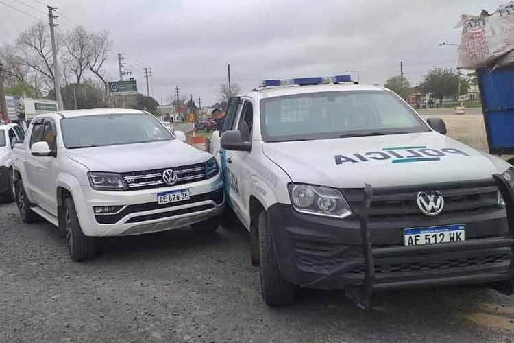 Desbaratan una banda que robaba camiones y los vendía con documentación adulterada